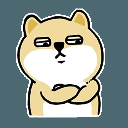 小肥柴11 - Sticker 21