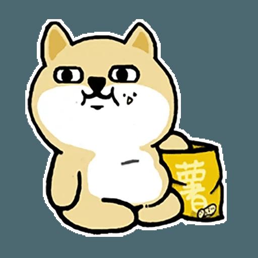 小肥柴11 - Sticker 22