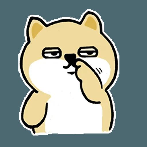 小肥柴11 - Sticker 20