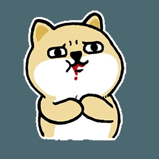 小肥柴11 - Sticker 29