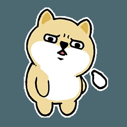小肥柴11 - Sticker 23