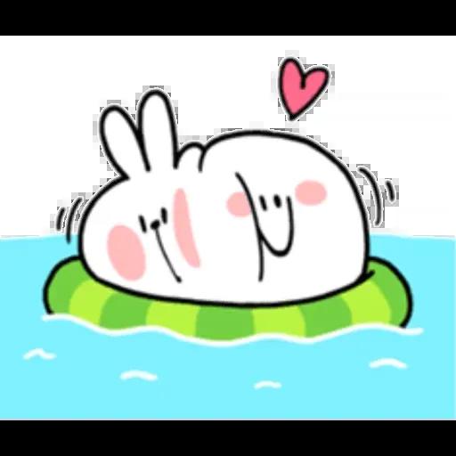 Spoiled rabbit 夏日版 5 - Sticker 5