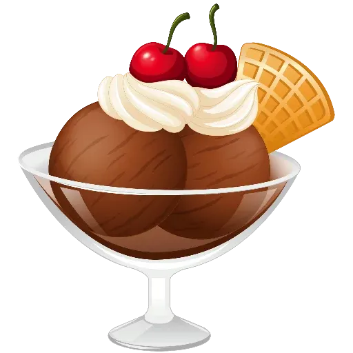 Shirin - Ice Cream - Sticker 7