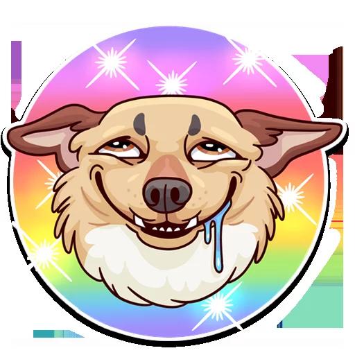 Moar Dogs - Sticker 18