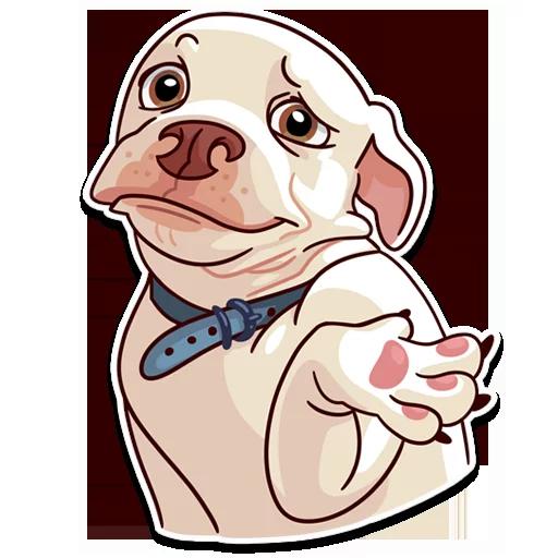 Moar Dogs - Sticker 16