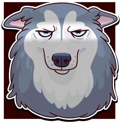 Moar Dogs - Sticker 10
