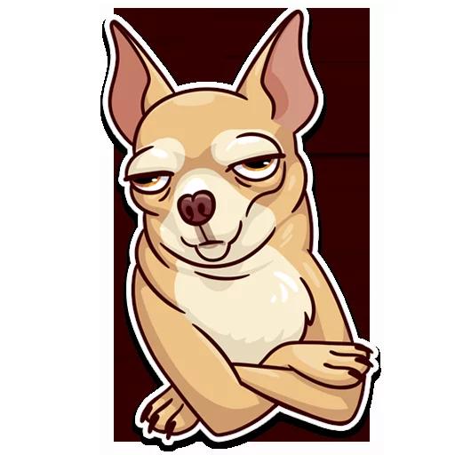 Moar Dogs - Sticker 19