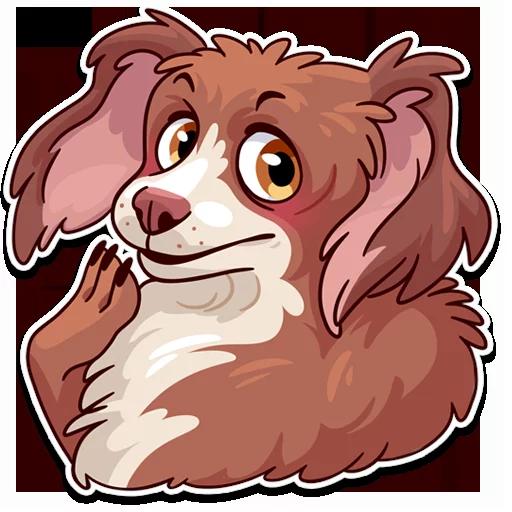 Moar Dogs - Sticker 21
