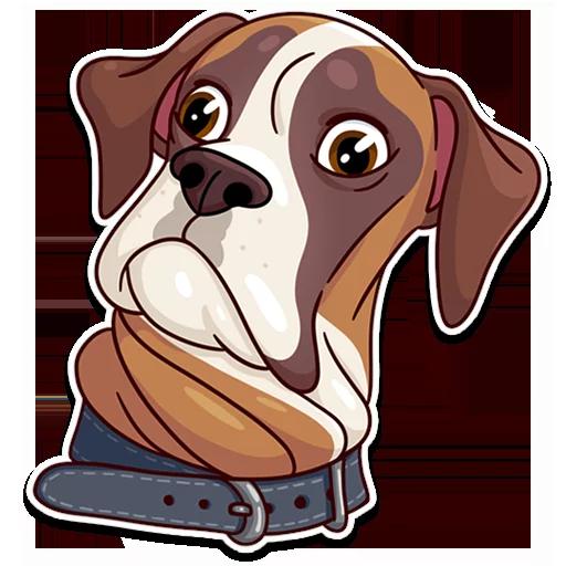 Moar Dogs - Sticker 13