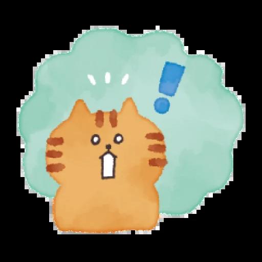 懶洋洋喵之助2 - Sticker 2