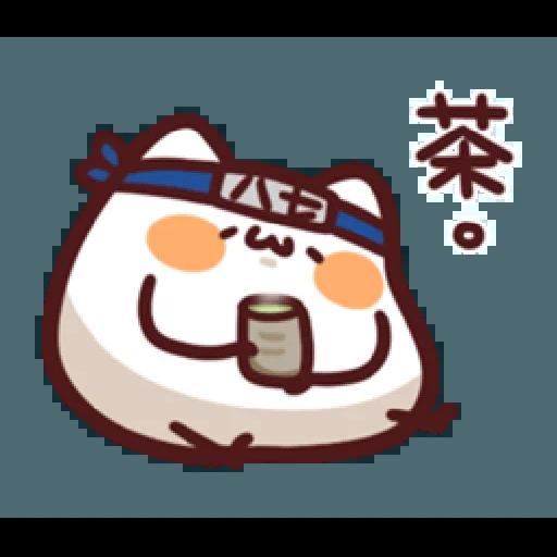 LV.15 野生喵喵怪 (87小忍者) - Sticker 15