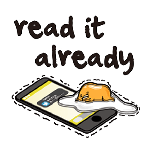 Gudetama - Sticker 14