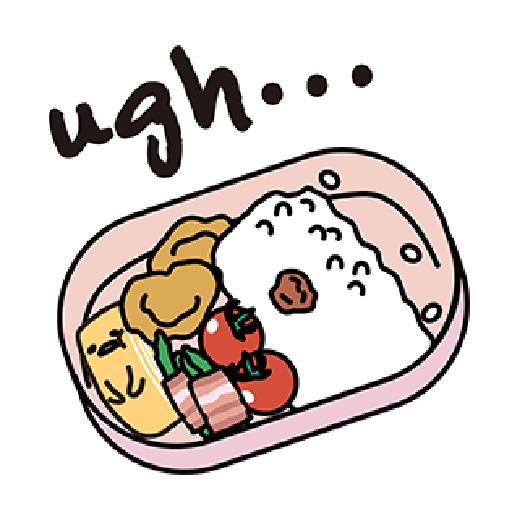 Gudetama - Sticker 2