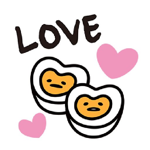 Gudetama - Sticker 10