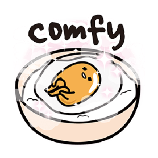 Gudetama - Sticker 4