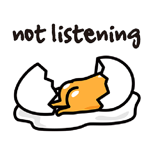 Gudetama - Sticker 1