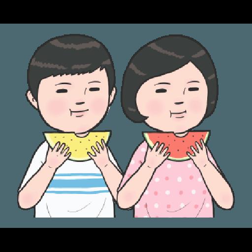 生活週記 6 - Sticker 19