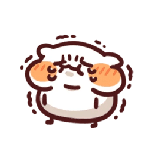 倉鼠 2 - Sticker 13