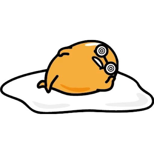 Gudetama 4 - Sticker 5