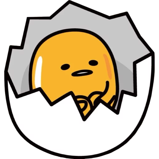Gudetama 4 - Sticker 16