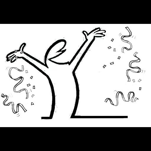 La linea & snoopy - Sticker 26