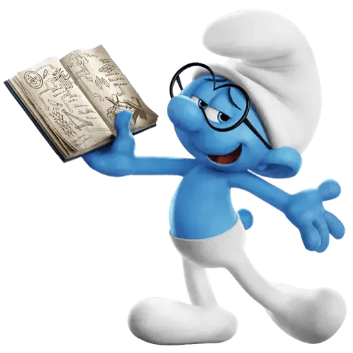 TheSmurfs - Sticker 5