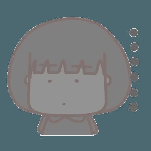 大大與小妹幸福冬季篇 1 - Sticker 22