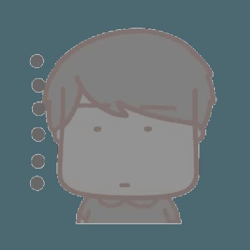 大大與小妹幸福冬季篇 1 - Sticker 2