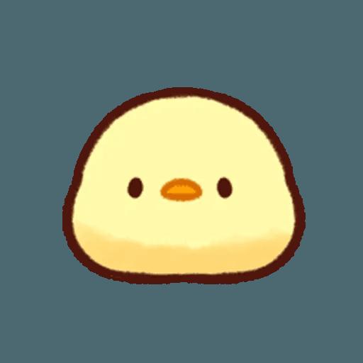 雞 3 - Sticker 1