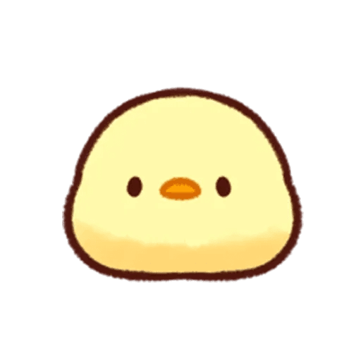 雞 3 - Tray Sticker