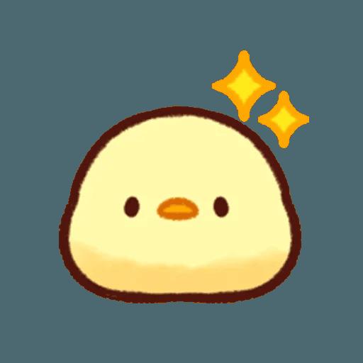 雞 3 - Sticker 3