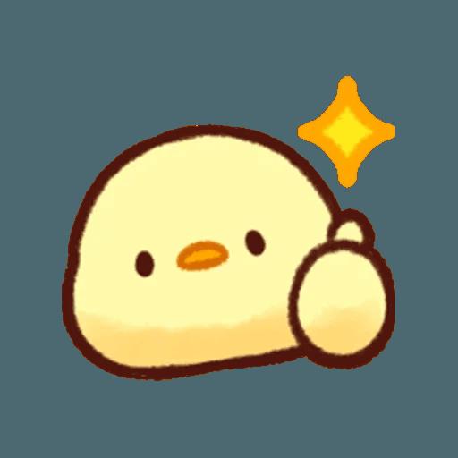 雞 3 - Sticker 9