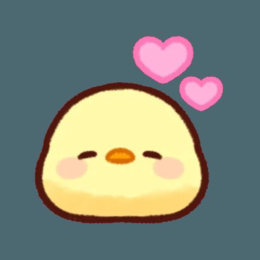 雞 3 - Sticker 4