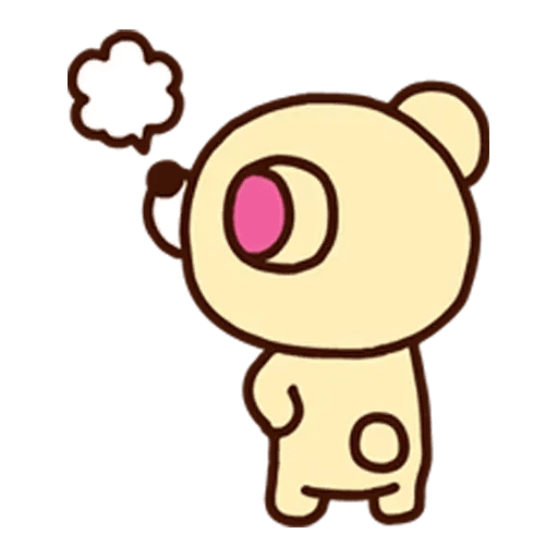 Rilakkuma 2 - Sticker 4