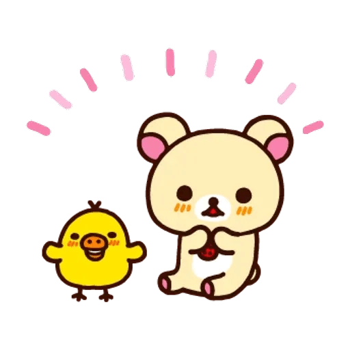 Rilakkuma 2 - Sticker 9