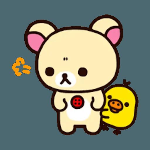 Rilakkuma 2 - Sticker 19