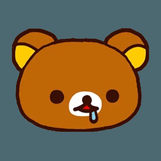 Rilakkuma 2 - Sticker 3