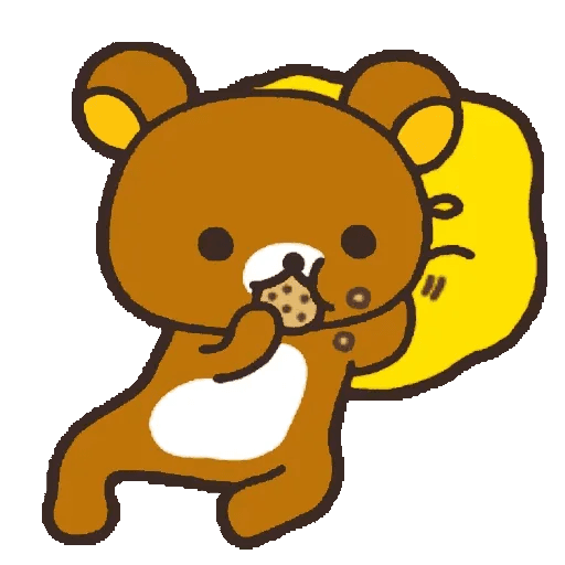 Rilakkuma 2 - Sticker 27