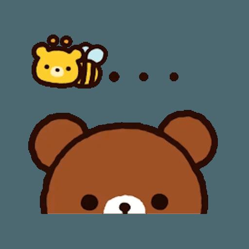 Rilakkuma 2 - Sticker 16