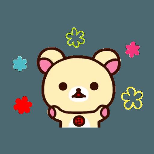 Rilakkuma 2 - Sticker 10