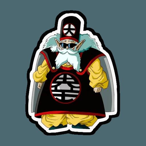 Dragon Ball III - Sticker 5