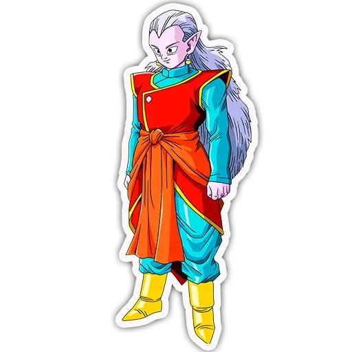 Dragon Ball III - Sticker 4