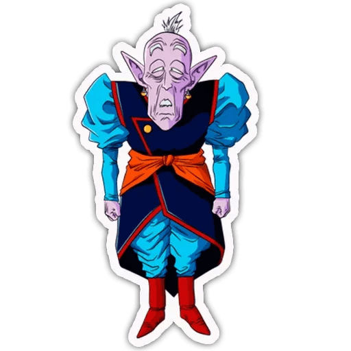 Dragon Ball III - Sticker 2