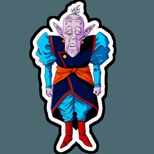 Dragon Ball III - Sticker 2