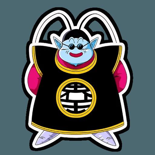 Dragon Ball III - Sticker 1