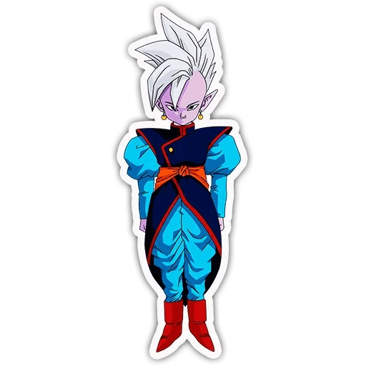 Dragon Ball III - Sticker 3