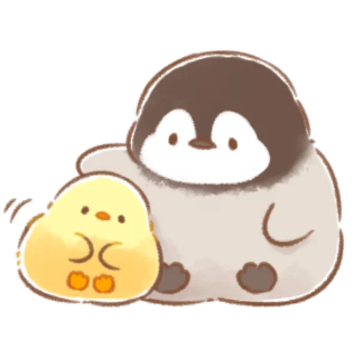 soft and cute chick 08 - Sticker 26