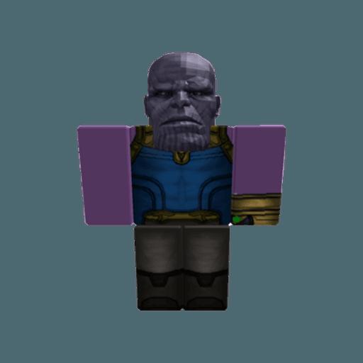 Roblox Thanos - Sticker 1