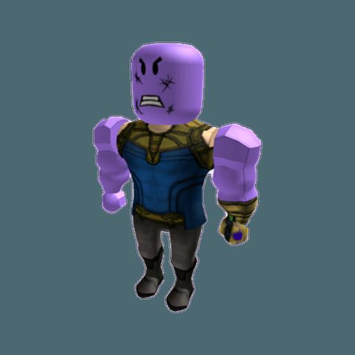 Roblox Thanos - Sticker 2