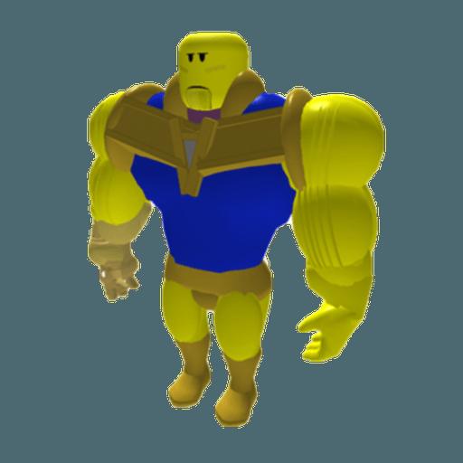 Roblox Thanos - Sticker 8